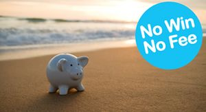 Now in no fee holiday compensation claims