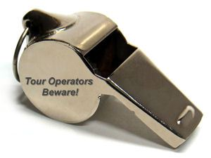 Tour Operators Beware