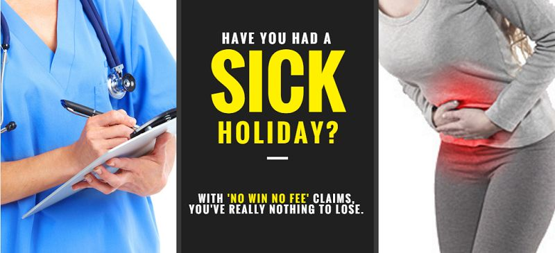 Sick TUI holiday