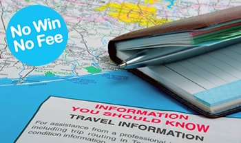 Travel complaint and compensation claim information